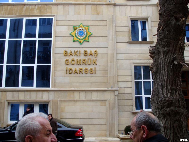 Растаможка в Баку из Китая