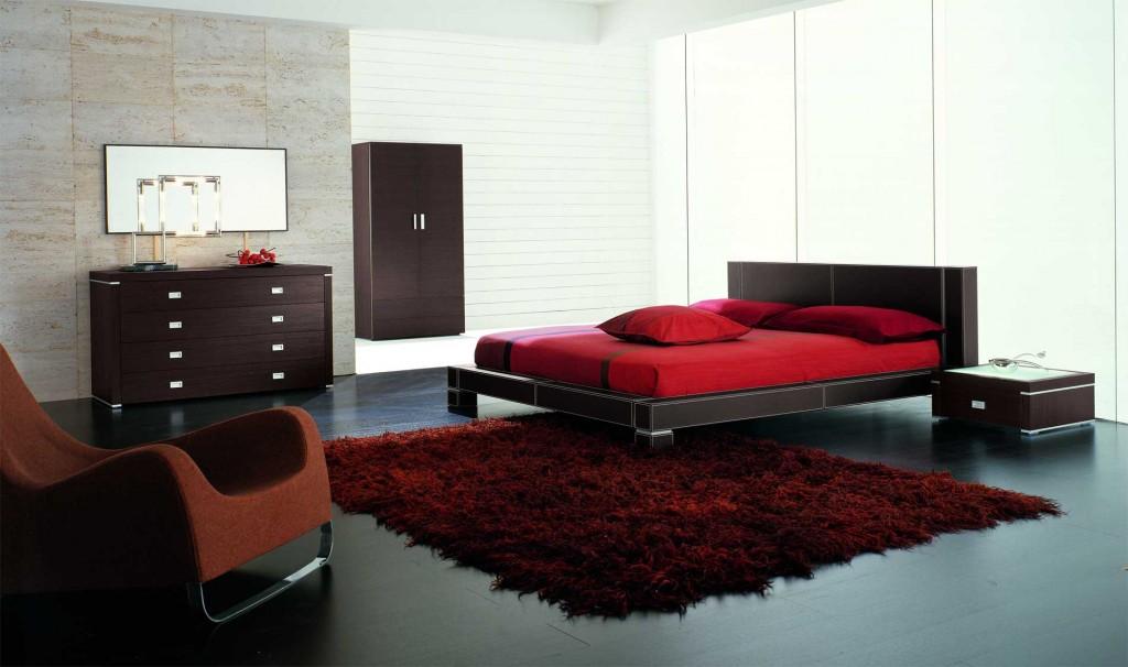 кожанная кровать из китая