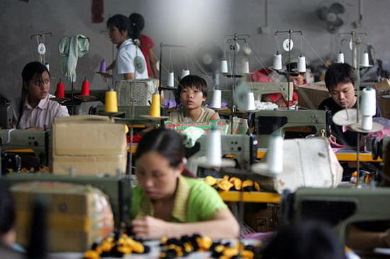 производитель в китае