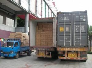 доставка из Китая контейнером