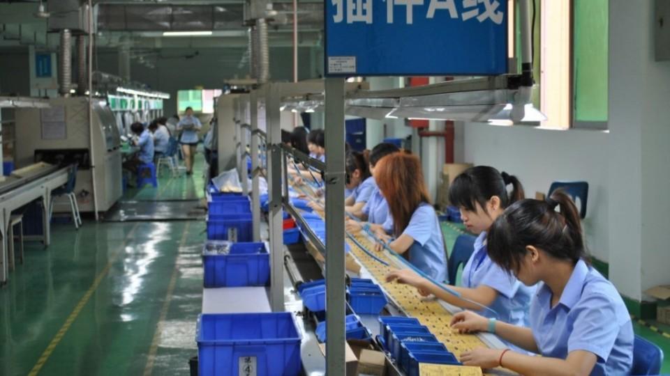 фабрики китая