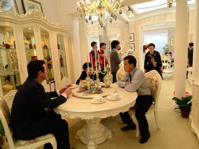выставка мебели в гуанчжоу