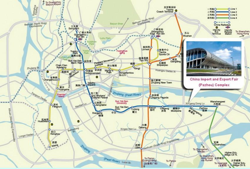 карта проезда на кантоскую выставку