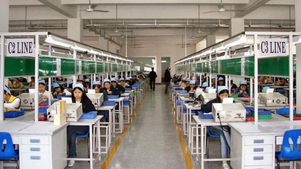 Производители в Китае, Экономика Китая, Производство в Китае