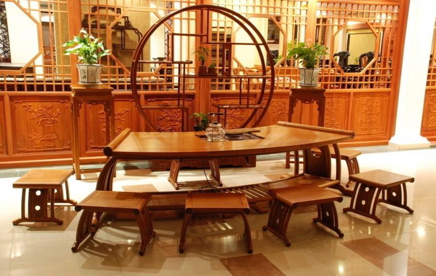 Эволюция китайской мебели