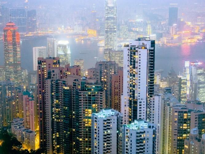 Экономические территории Китая на сегодня